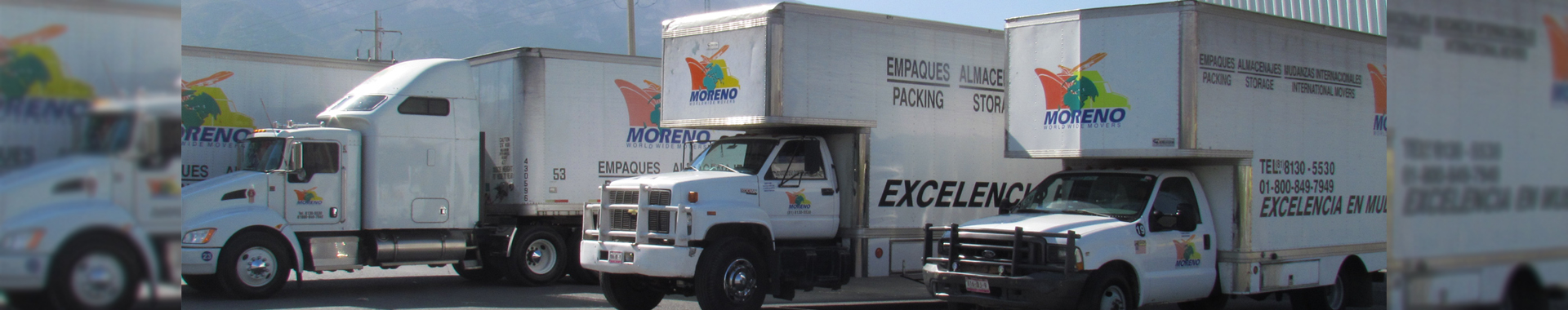 Domestic moving services in mexico
